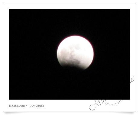 03-03。元宵節賞月蝕 The Lunar Eclipse